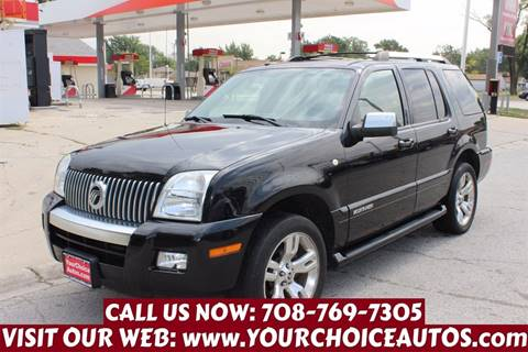 2009 Mercury Mountaineer for sale in Posen, IL