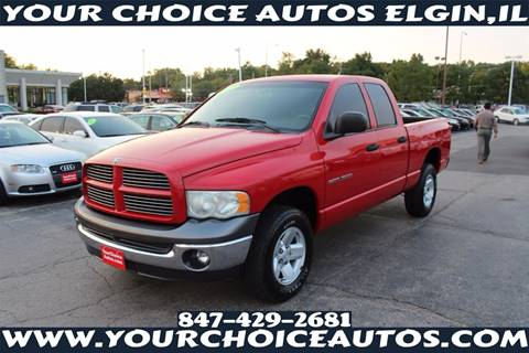 2003 Dodge Ram Pickup 1500 for sale in Elgin, IL