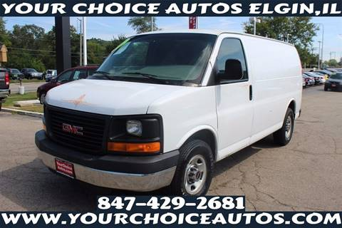 2007 GMC Savana Cargo for sale in Elgin, IL