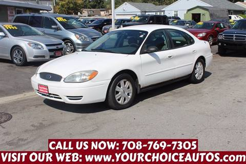 2005 Ford Taurus for sale in Posen, IL