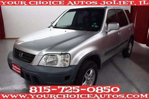 1998 Honda CR-V for sale in Joliet, IL