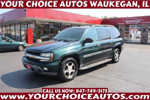 2004 Chevrolet TrailBlazer EXT for sale in Waukegan, IL