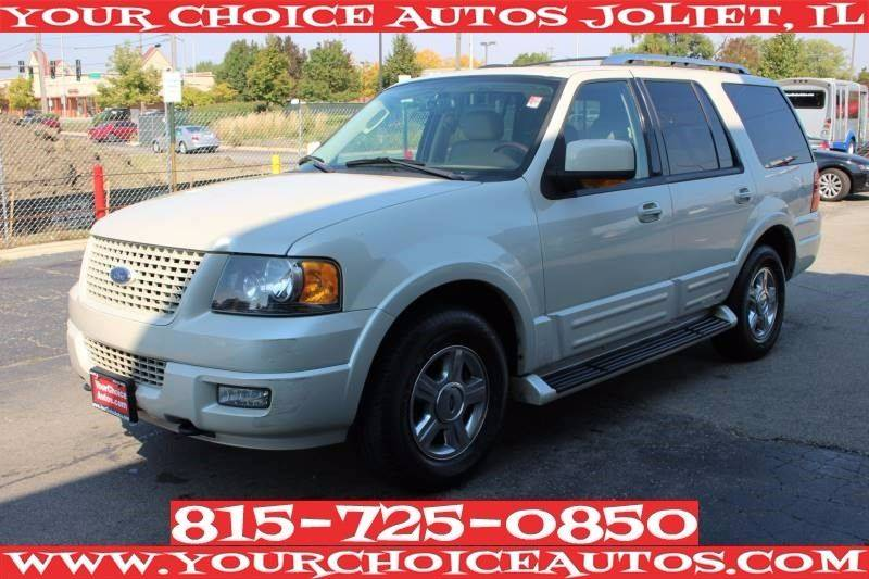 Ford Expedition Limited WD Dr SUV In Posen IL Your Choice - 2005 expedition
