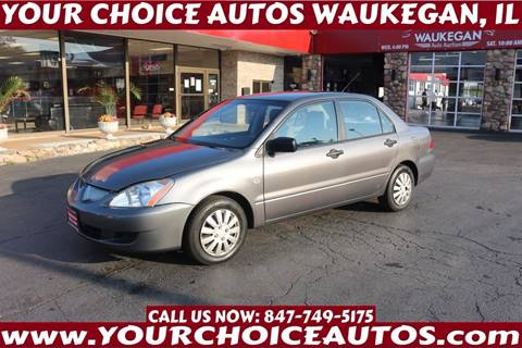 2005 Mitsubishi Lancer for sale in Waukegan, IL