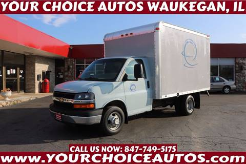 2007 Chevrolet G3500 for sale in Waukegan, IL