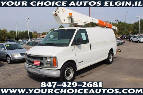 2001 Chevrolet Express Cargo for sale in Elgin, IL