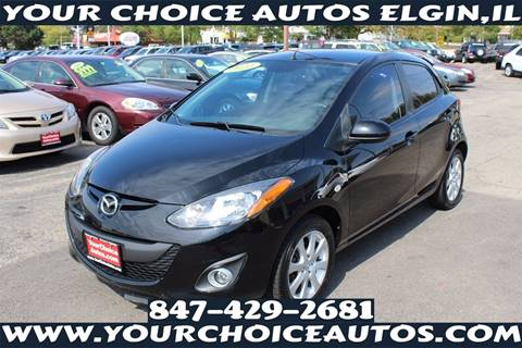 2011 Mazda MAZDA2 for sale in Elgin, IL