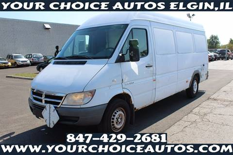 2005 Dodge Sprinter Cargo for sale in Elgin, IL