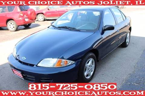 2000 Chevrolet Cavalier for sale in Joliet, IL