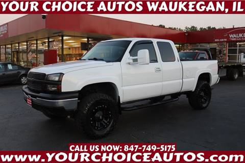 2005 Chevrolet Silverado 1500 for sale in Waukegan, IL