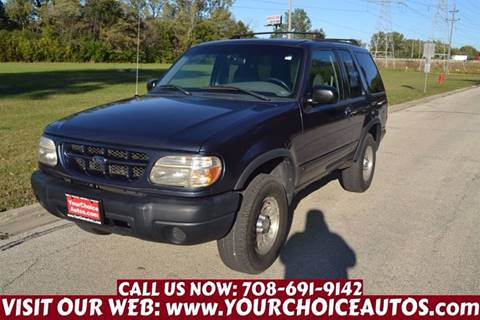 1999 Ford Explorer for sale in Crestwood, IL