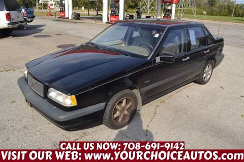1996 Volvo 850 for sale in Crestwood, IL