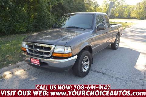 2000 Ford Ranger for sale in Crestwood, IL