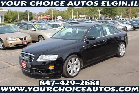 2005 Audi A6 for sale in Elgin, IL