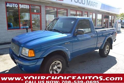 2002 Ford Ranger for sale in Markham, IL