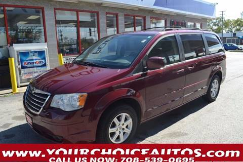 2008 Chrysler Town and Country for sale in Markham, IL