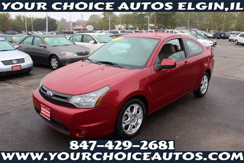 2009 Ford Focus for sale in Elgin, IL