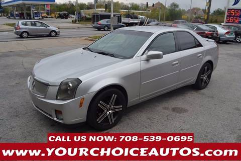 2006 Cadillac CTS for sale in Markham, IL