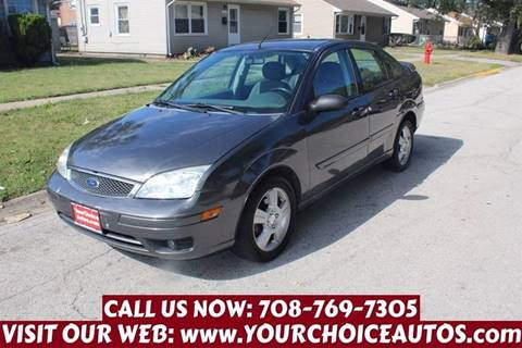 2005 Ford Focus for sale in Posen, IL