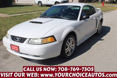 2001 Ford Mustang for sale in Posen, IL
