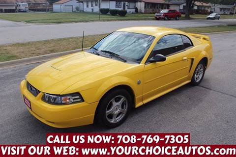 2004 Ford Mustang for sale in Posen, IL