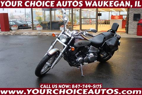 1999 Yamaha V-Star for sale in Waukegan, IL