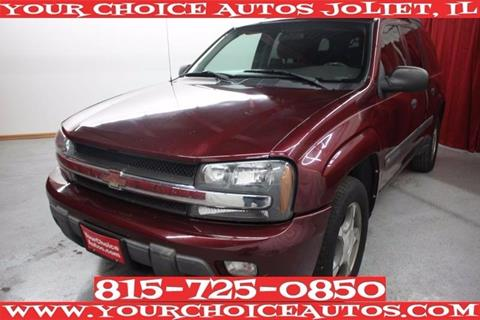2004 Chevrolet TrailBlazer EXT for sale in Joliet, IL