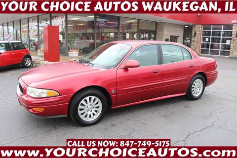 2003 Buick LeSabre for sale in Waukegan, IL