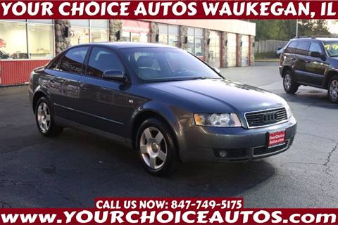 2002 Audi A4 for sale in Waukegan, IL