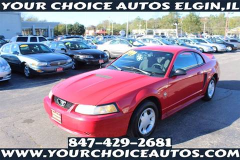 1999 Ford Mustang for sale in Elgin, IL