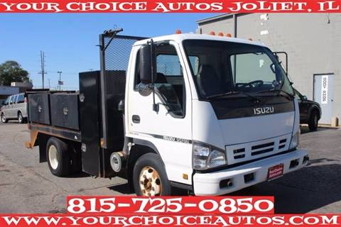 2007 Isuzu NPR for sale in Joliet, IL