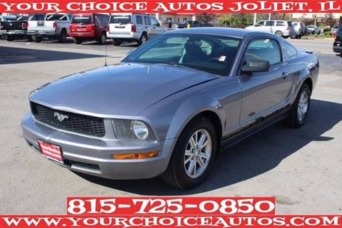2007 Ford Mustang for sale in Joliet, IL