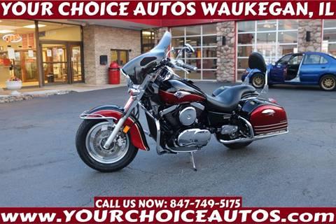 2002 Kawasaki VN1500 L for sale in Waukegan, IL