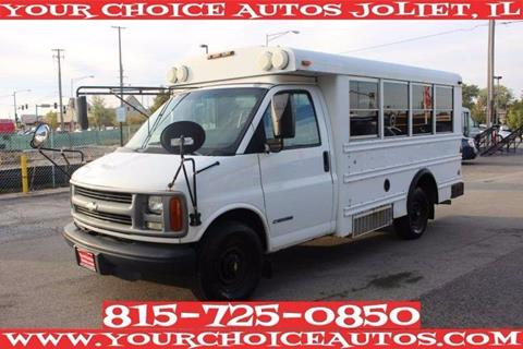 2002 Chevrolet G3500 for sale in Joliet, IL