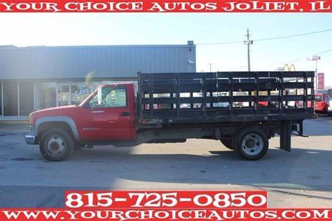 2002 Chevrolet C/K 3500 Series for sale in Joliet, IL