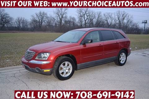 2006 chrysler pacifica for sale in illinois. Black Bedroom Furniture Sets. Home Design Ideas