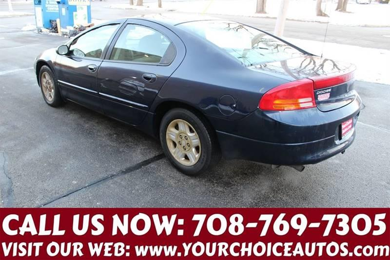 2004 dodge intrepid se 4dr sedan in posen il your choice. Black Bedroom Furniture Sets. Home Design Ideas