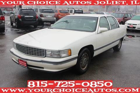 1995 Cadillac DeVille For Sale in Killeen, TX - Carsforsale.com