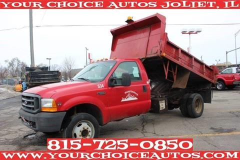 1999 Ford F-550 for sale in Joliet, IL