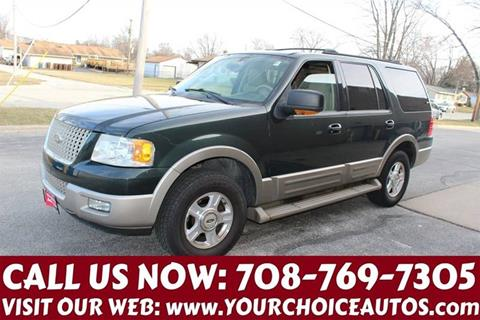 Ford Expedition For Sale In Posen Il