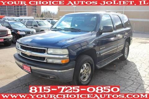 2003 Chevrolet Tahoe For Sale In Joliet IL