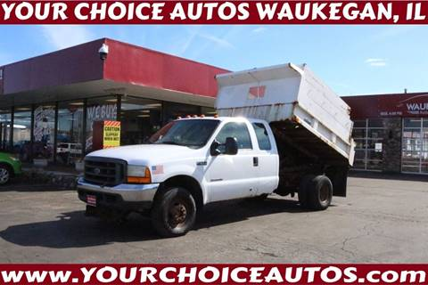 2000 Ford F 350 Super Duty For Sale In Waukegan IL