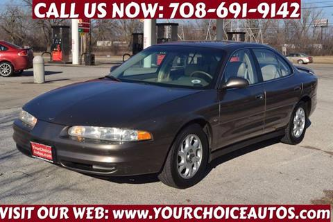 2002 Oldsmobile Intrigue for sale in Crestwood, IL