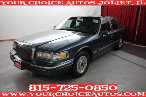 1995 Lincoln Town Car For Sale In Avon Ct Carsforsale Com
