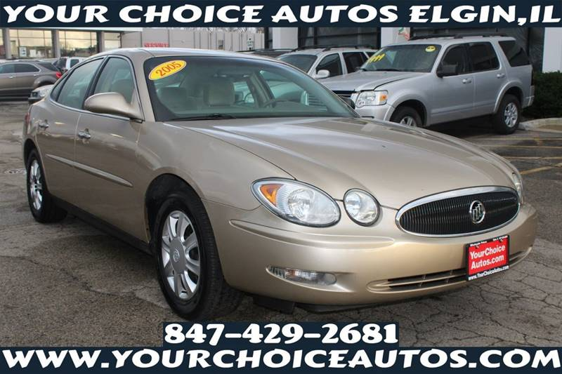 2005 buick lacrosse cx 4dr sedan in posen il your choice. Black Bedroom Furniture Sets. Home Design Ideas