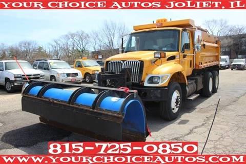 2005 International 7400 for sale in Joliet, IL