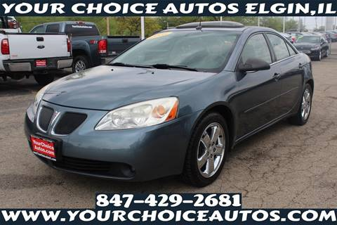 2005 Pontiac G6 for sale in Elgin, IL