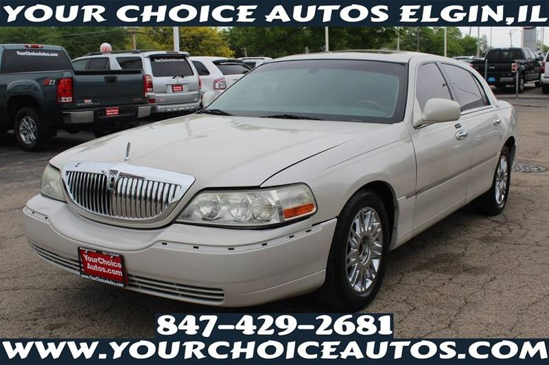 2007 Lincoln Town Car Signature Limited 4dr Sedan In Posen Il Your