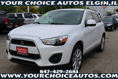 new se elgin htm cuv cross eclipse mitsubishi for il sale