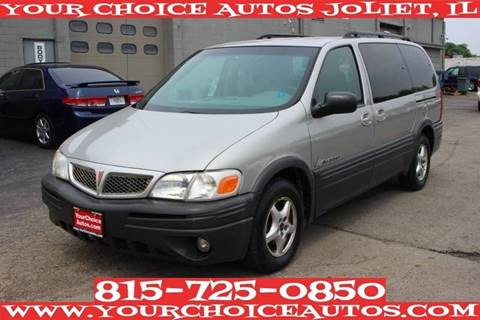2005 Pontiac Montana for sale in Joliet, IL